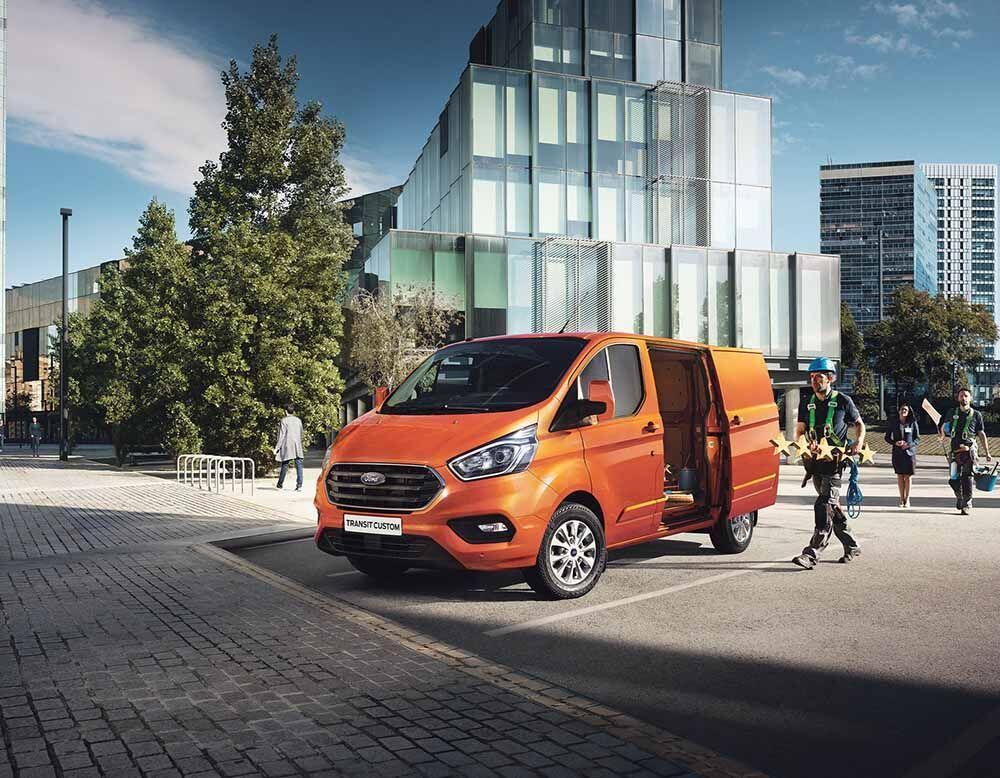 Ford Transit 0%