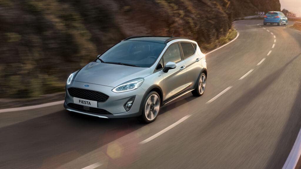 Talvinen tarjous varastomme Ford Focus ja Ford Fiesta -autoihin