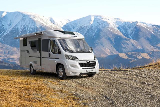 Uudet Adria-matkailuautot J.Rinta-Joupilta