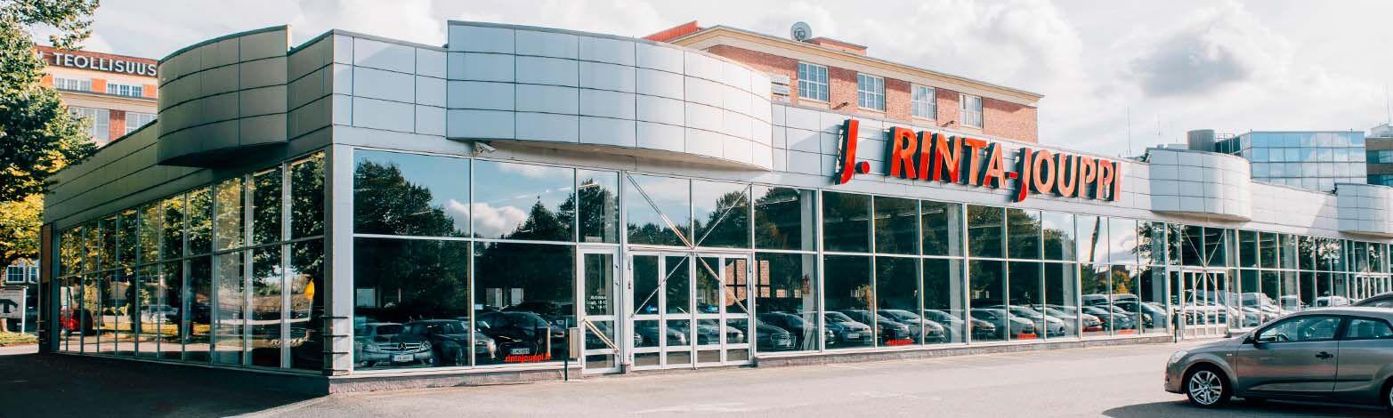 J. Rinta-Jouppi Tampere, Hatanpää