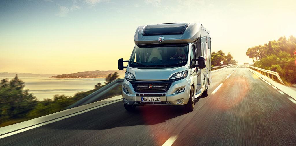 Käytetyt Bürstner-matkailuautot ja asuntovaunut