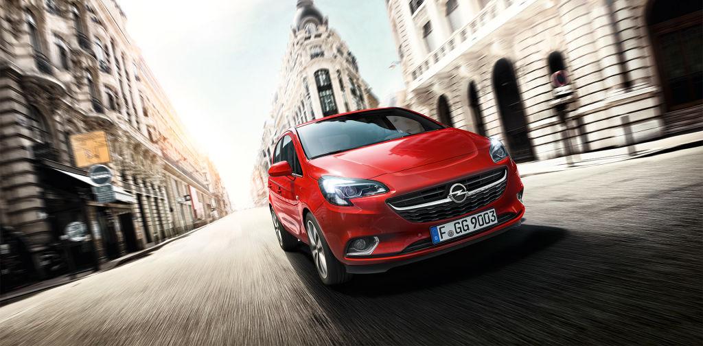 Tarjoushintaiset Opel-vaihtoautot