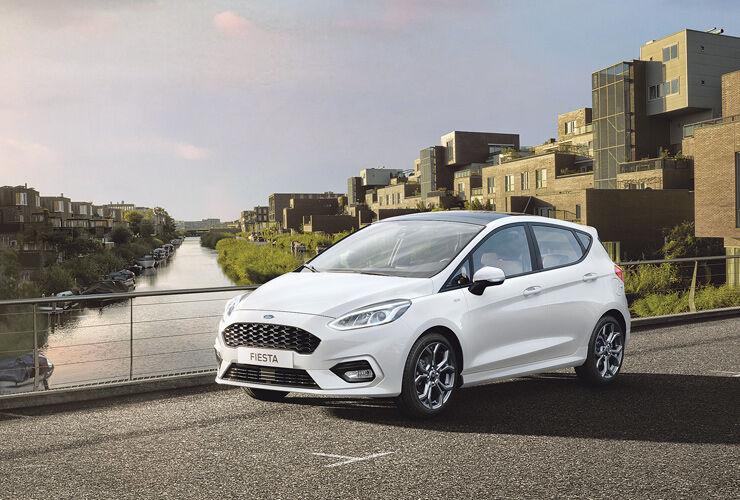 Uudet Ford Fiesta -autot J. Rinta-Joupilta!