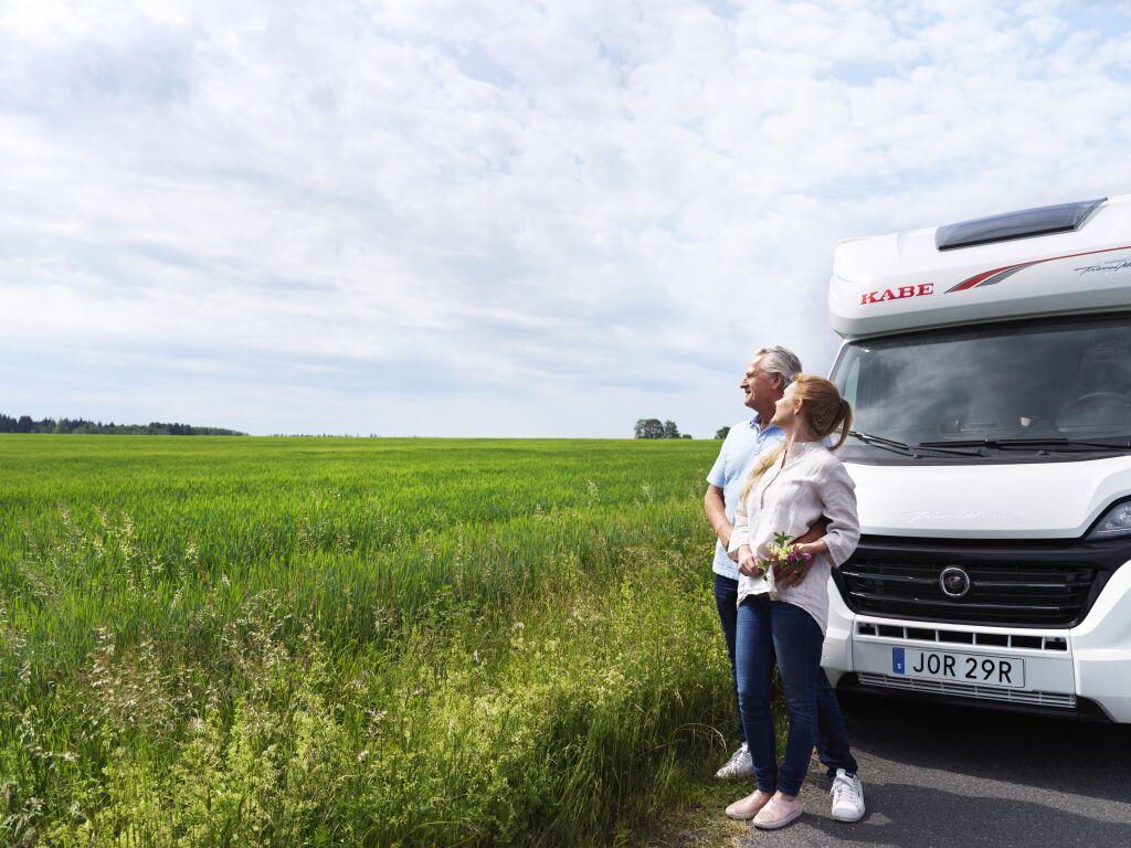 Suositut KABE -matkailuajoneuvot J. Rinta-Joupilta!