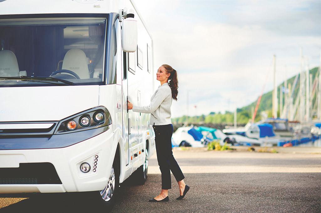 Uudet ja käytetyt Kabe Travel Master -asuntoautot