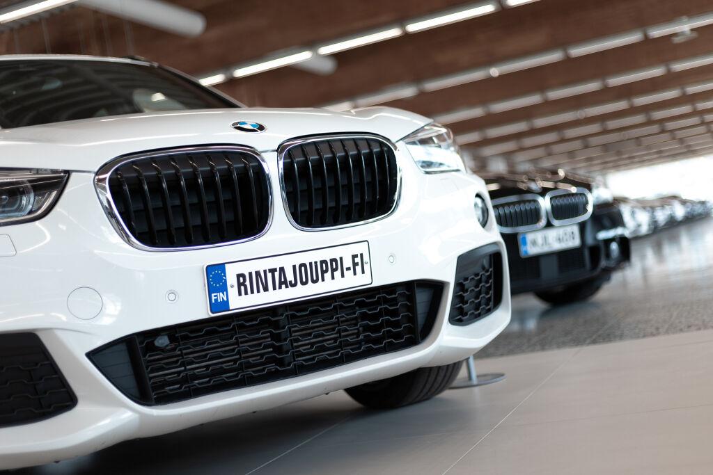7-sarjan BMW -mallit J. Rinta-Joupilta!