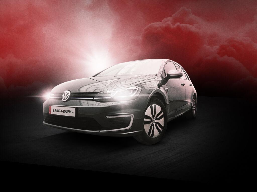 Erikoiserä Volkswagen e-Golfeja huippuedullisesti!