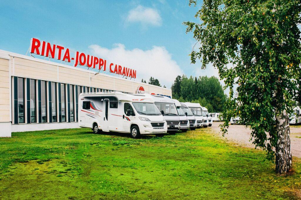 J. Rinta-Jouppi Vantaa, Caravan