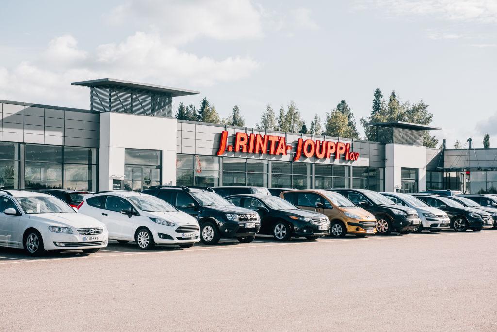 J. Rinta-Jouppi, Lahti - Autoliike