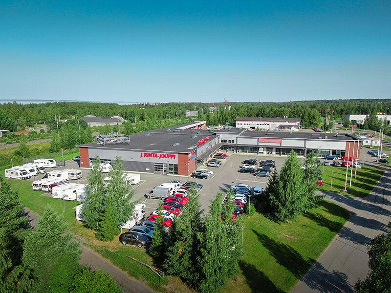 Autokauppa Oulu - Oulun vaihtoautot ja matkailuajoneuvot