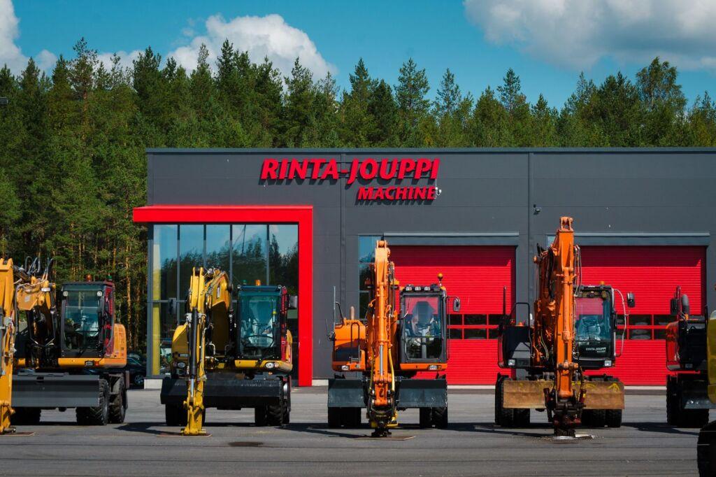 J. Rinta-Jouppi Ilmajoki, Rinta-Jouppi Machine