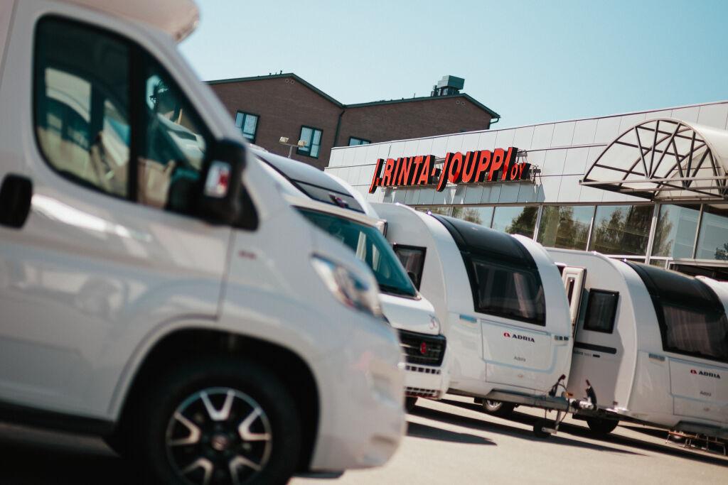 J. Rinta-Jouppi, Oulu - Autoliike