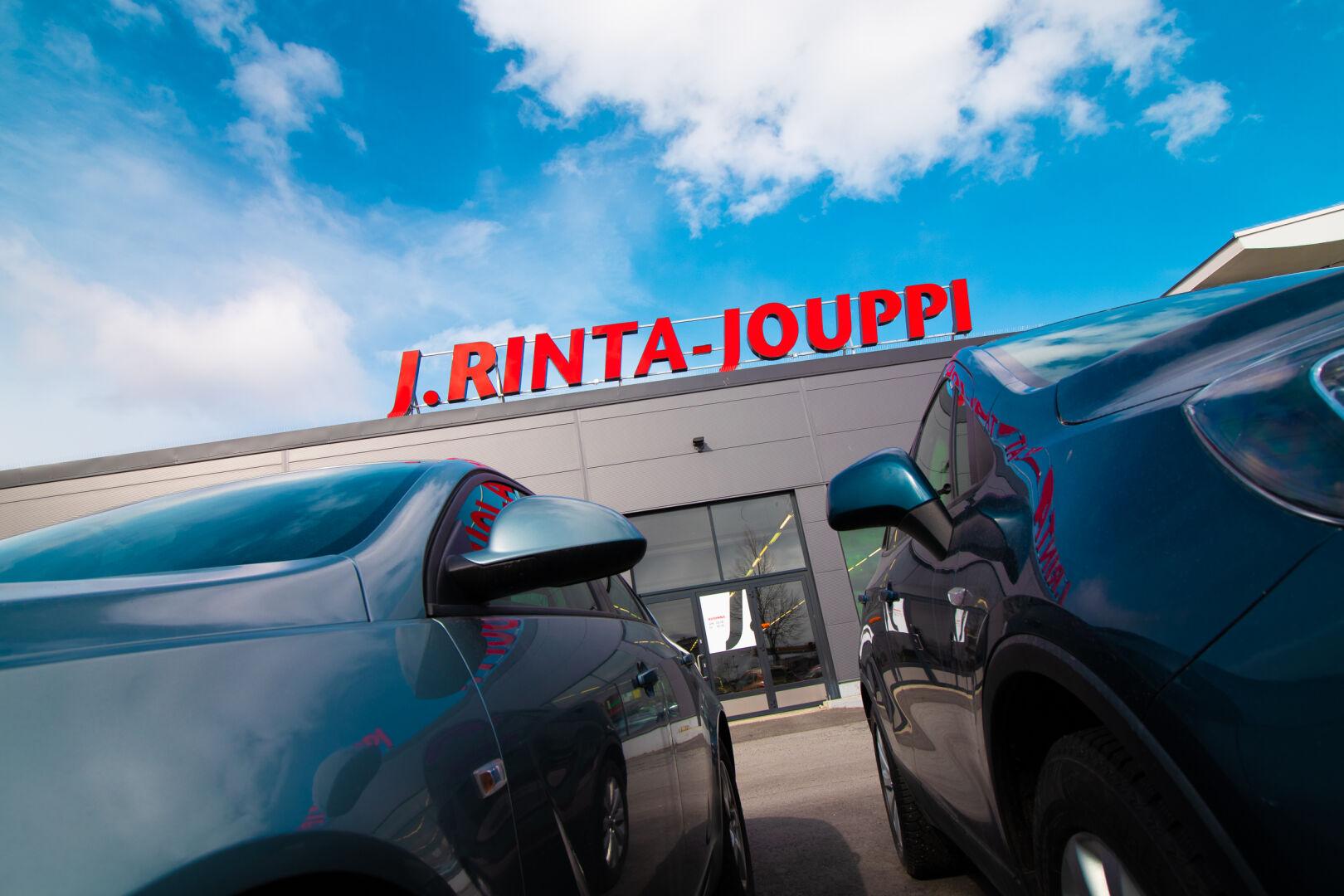 J. Rinta-Jouppi Seinäjoki, Herralankatu