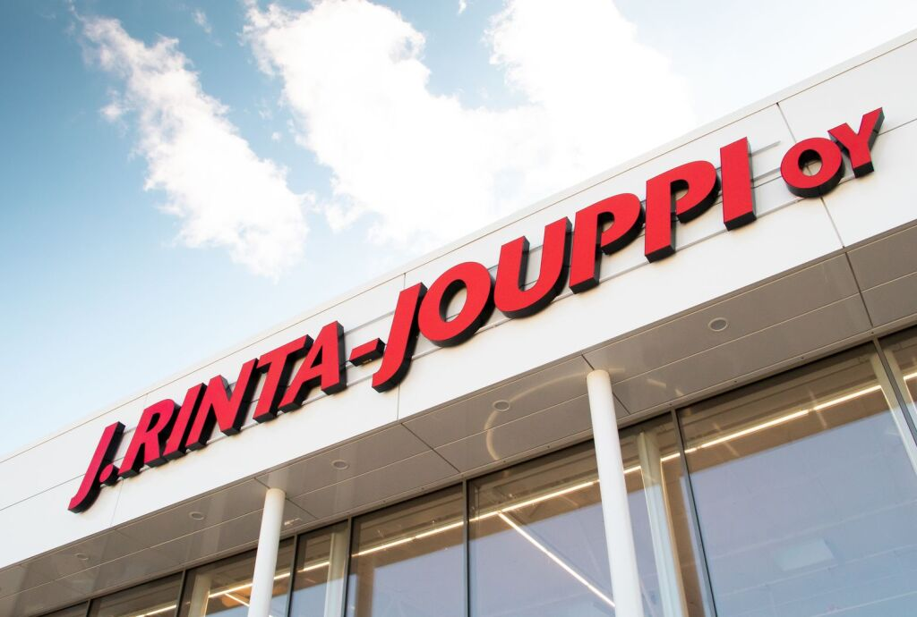 J. Rinta-Jouppi, Espoo - Autoliike