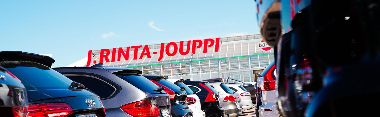 Autoliike Raisio –J. Rinta-Jouppi