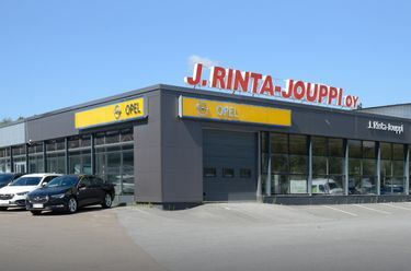 J. Rinta-Jouppi Lappeenranta