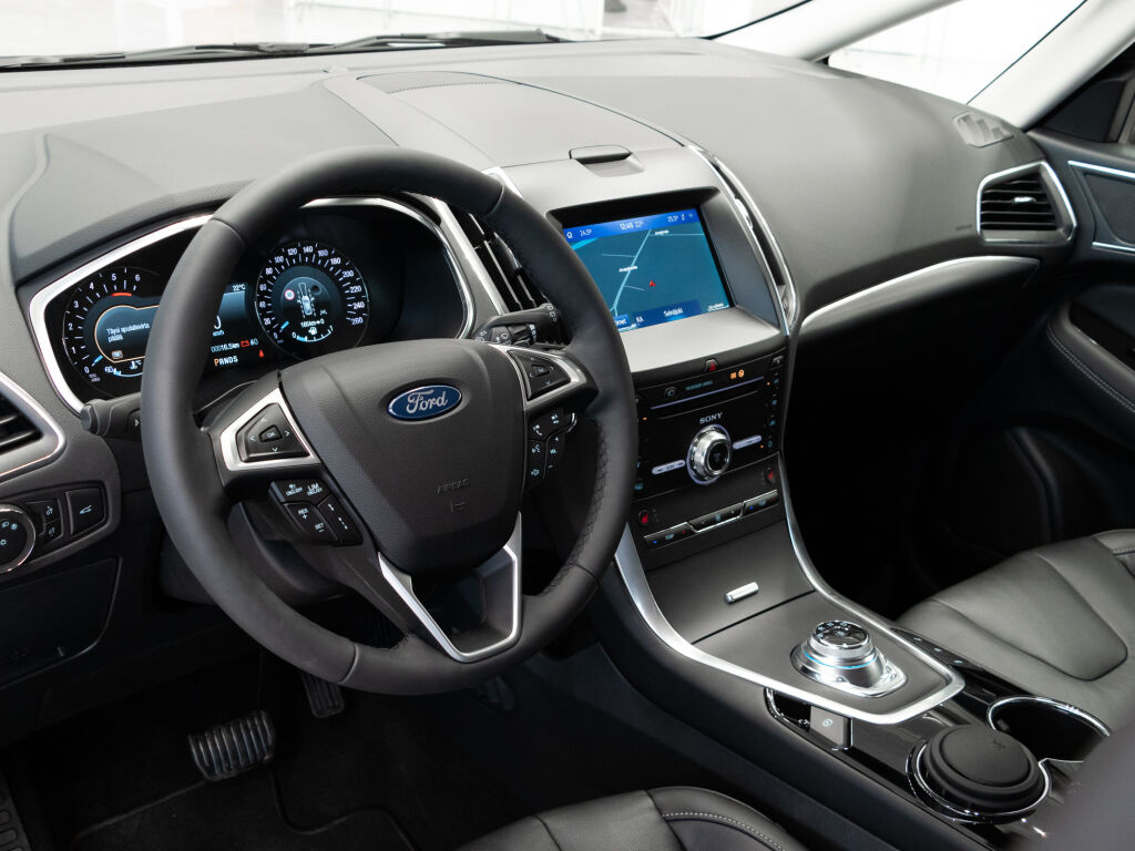 Ford S-Max 2021 -1
