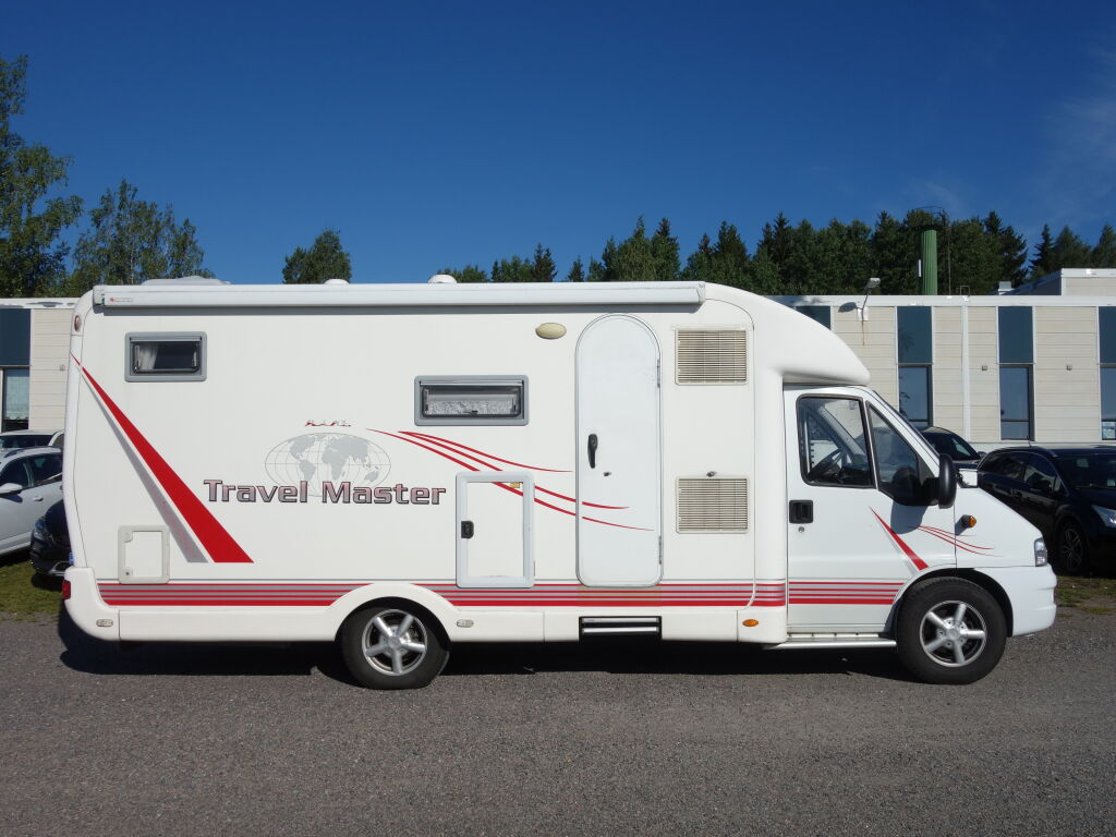 Kabe Travel Master 2005 9