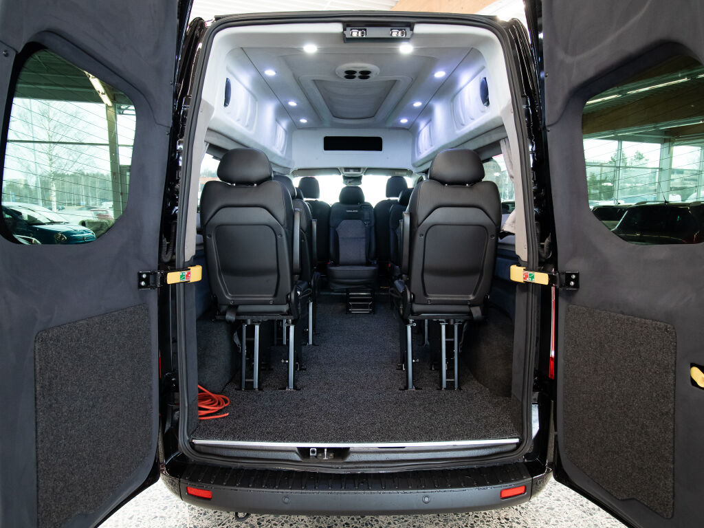 Ford Transit Custom 2021 -1